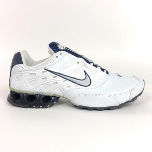 Nike Impax Run 2 LEA Retro White Shoes 310125-101